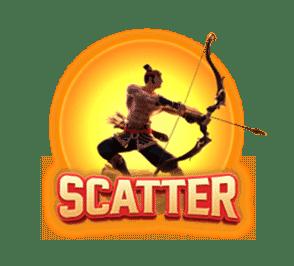 LegendofHouYi_Scatter
